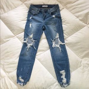 Cello Ripped Jeans